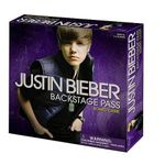 Board Game: Justin Bieber Backstage Pass Game