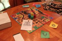 Board Game: Divide and Conquer