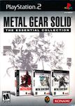 Video Game Compilation: Metal Gear Solid: The Essential Collection