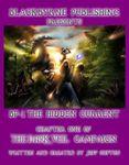 RPG Item: The Hidden Current (4E)