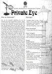 RPG Item: Private Eye (Das geteilte Herz - Schnellstarter)