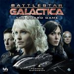 Board Game: Battlestar Galactica: The Board Game – Pegasus Expansion