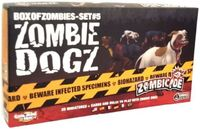 Board Game: Zombicide: Box of Zombies Set #5 – Zombie Dogz