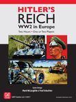 Board Game: Hitler's Reich: WW2 in Europe