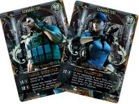 Board Game: Resident Evil Deck Building Game