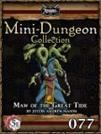 RPG Item: Mini-Dungeon Collection 077: Maw of the Dark Tide (5E)