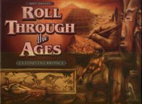 Board Game: Roll Through the Ages: The Bronze Age
