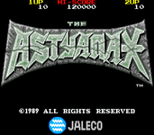 Video Game: Astyanax