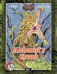 RPG Item: A07: Alchemist's Errand (5E)