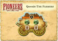 Board Game: Pioneers: Queenie 3 – The Farmers