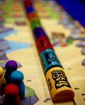 Board Game: Tiki Topple