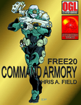 RPG Item: Free20: Command Armory