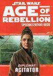 RPG Item: Age of Rebellion Specialization Deck: Diplomat Agitator