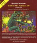RPG Item: I1: Dwellers of the Forbidden City