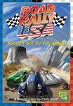 Board Game: Road Rally USA