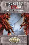 RPG Item: Necessary Evil: Aliens Update