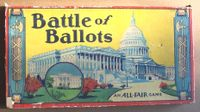 Board Game: Battle of Ballots