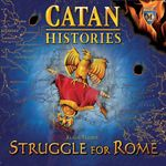 Board Game: Catan Histories: Struggle for Rome