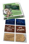 Board Game: Wä läv, hät Räsch: Das Rheinische Weisheitenspiel