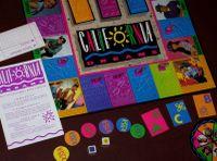 Board Game: California Dreams