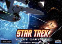 Board Game: Star Trek: Fleet Captains
