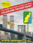 RPG Item: The AADA Road Atlas and Survival Guide, Volume One: The East Coast