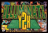 Board Game: Illuminati: Y2K