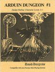 RPG Item: Arduin Dungeon #1: Caliban