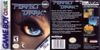 Video Game: Perfect Dark (Game Boy Color)