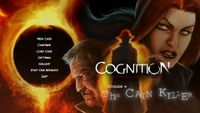 Video Game: Cognition Episode 4: The Cain Killer
