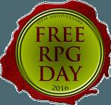 Series: Free RPG Day 2016