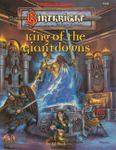 RPG Item: King of the Giantdowns