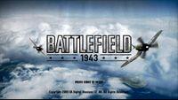 Video Game: Battlefield 1943