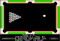 Video Game: Pool 1.5