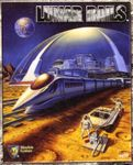 Board Game: Lunar Rails