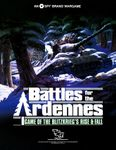Board Game: Battles for the Ardennes
