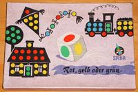 Board Game: Rot, gelb oder grün