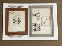 Board Game: Teotihuacan: City of Gods – Dice Settlers Promo