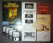 Video Game: Ultima Underworld: The Stygian Abyss