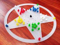 Board Game: Satan's Checkers