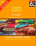 RPG Item: Classic Modules Today X2: Castle Amber