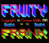 Video Game: Fruity Frank
