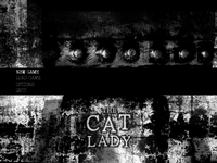 Video Game: The Cat Lady