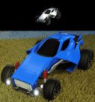 Character: Venom (Rocket League)