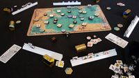 Board Game: Buccaneers Board Game
