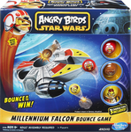 Board Game: Angry Birds: Star Wars – Millennium Falcon Bounce Game
