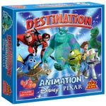Board Game: Destination Animation