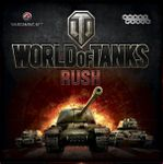 Board Game: World of Tanks: Rush