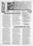 Issue: Fantasy Worlds (Issue 1 - Aug 1987)