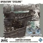 """Board Game: Dust Tactics: Operation """"Cyclone"""""""